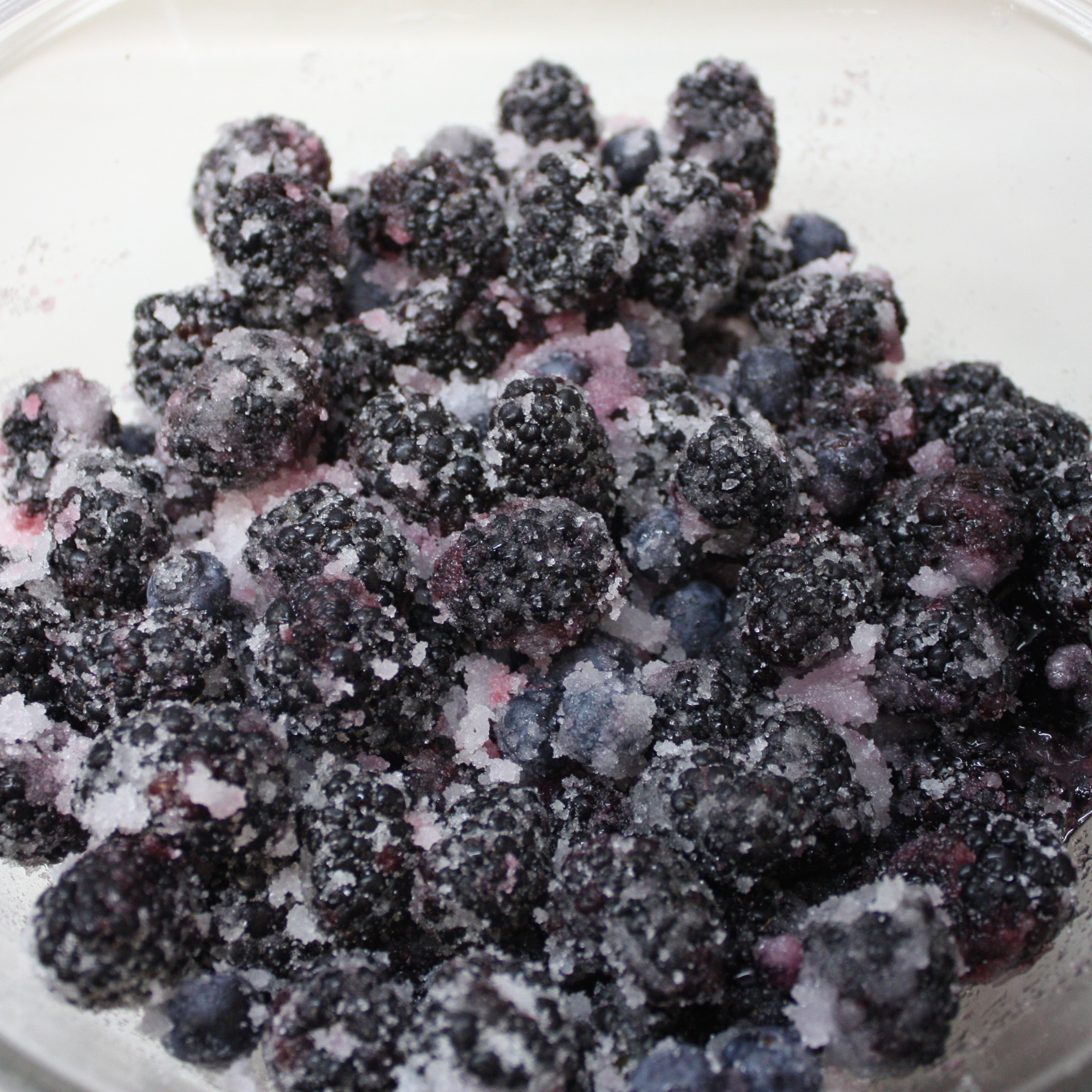 how to make jam with blackberries